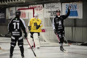 Joel Othén, bra målvakt i SAIK.