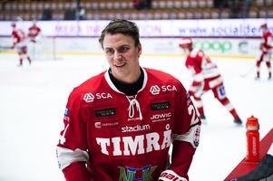 Andreas Molinder i Timråtröjan