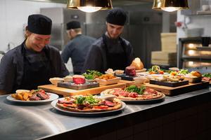 Restaurangkedjan Blackstone Steakhouse har redan restauranger i Falun och Borlänge. Nu planerar kedjan att etablera sig i Västerås. Fotograf: Per Eriksson