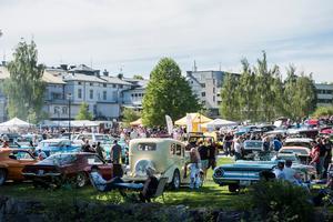Till helgen, lördag den 25 maj, är det dags för Sollefteå Big Meet.