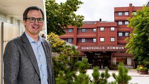 Sundsvalls kommun ska bli mer företagarvänlig, menar Peder Björk (S). Bilder: Pontus Hellsén / Robin Benigh