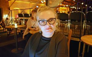 Maud Svensson.