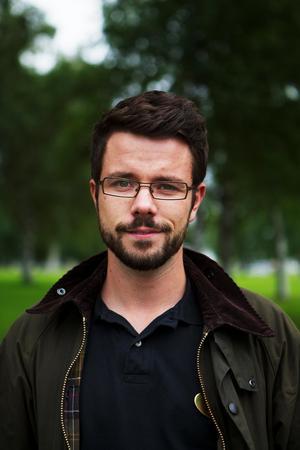 Magnus Hansson, jaktvårdskonsulent på Jägareförbundet i Jämtland, har jobbat mycket med kartläggningen av älgsjukdomen.