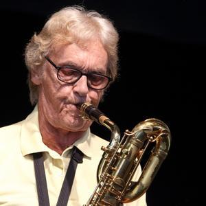 Arrangören och saxofonisten Jonas Jonasson. Foto: Sune Andersson.