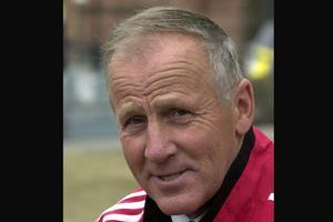 Rolf Zetterlund, 76 år, tränare Hammarby IF 1997–99, Stockholm: