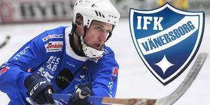 Johan Koch är den spelare i nuvarande trupp som har varit näst längst i Vänersborg. Bara Vargön-fostrade Robin Lundqvist har fler säsonger i klubben.