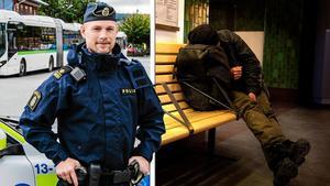 Polischefen Andreas Zehlander tycker att det bästa vore ett samhälle helt utan alkohol, tobak och andra – redan förbjudna – droger. Bilden är ett montage.