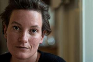 Agnes Lidbeck är aktuell med romanen