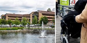 Det är upp till bevis för beslutsfattarna att visa hur mycket en trygg anställning är värd, skriver insändarskribenten angående Sollefteå kommuns beslut att lägga ut den personliga assitensen på entreprenad. Foto: Hanna Persson och TT.