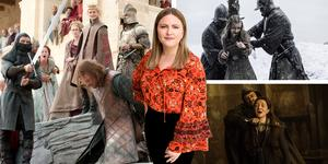 VLT:s reporter Maria Björkman var inte imponerad av Game of Thrones.