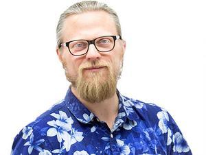 Fredrik Björkman.
