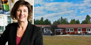 Catharina Molitor Sjöberg  är Norrfällsvikens hotell och konferens nya arrendator.