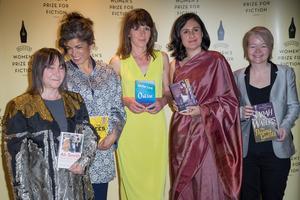 Foto: Vianney Le Caer/Invision/AP/TT2015 nominerades Rachel Cusk till Bailey Women's Prize for Fiction Awards för