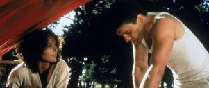 Mel Gibson spelar mot Joanne Samuel i