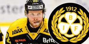 Lukas Zetterberg har bytt Västerås mot Brynäs. Foto: bildbyrån