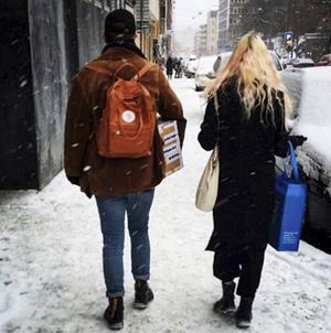 Om du köper kläder på second hand kan du bli måltavla för Hipsterfotografen eller en efterföljare, enligt Björn Brånfelt.