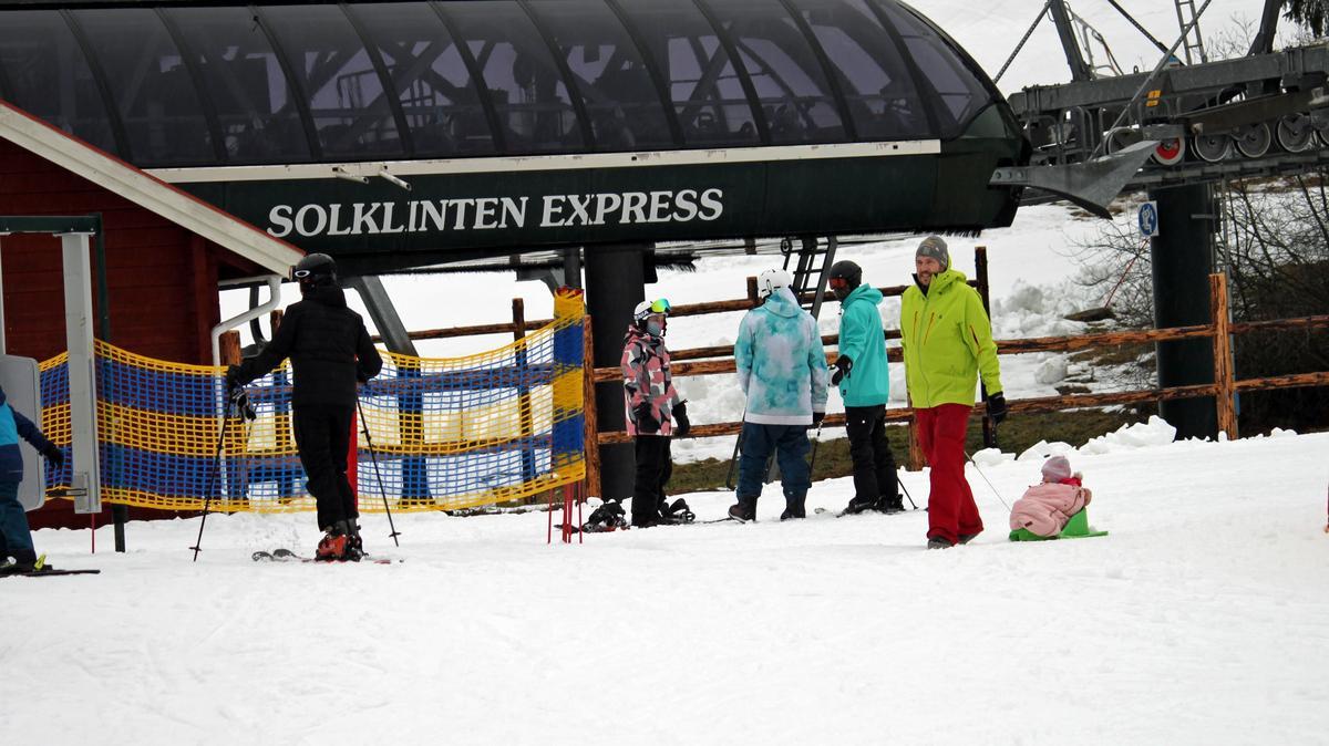 Romme Alpin stänger för säsongen