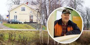 Nu letar föreningen Åmotsgården köpare av själva Åmotsgården. Enligt Sören Sundqvist, ordförande, värderas gården i dag till omkring 700 000 kronor. Bilden är ett montage.