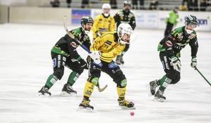 Vadim Arkhipkin och Broberg har levererat stabilt.