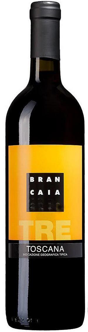 Brancaia Tre 2015.