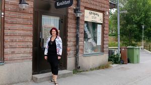 I augusti slår Jessica Bergström upp dörrarna för kaféet, men ett nytt namn kommer då stå på dörren: Jessans konditori.