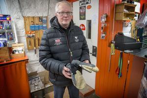 Åke Hultgren fick gå hem med oförrättat ärende.