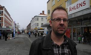 Under lördagen manifesterades det för handeln i Ludvika där Håge Persson stod som initiativtagare.