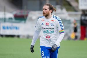 Thomas Sundberg gjorde ett av Iggesunds mål mot Ope.