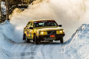 Elias Lundberg under SM-deltävlingen i Östersund. Foto: Joel Carlsson