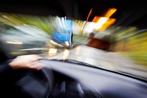 Mannen hade 1,26 promille i blodet när han körde bil. Åtalas nu misstänkt för grovt rattfylleri.