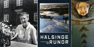 Willy Maria Lundberg och snickaren Johan Perssons snidade klockfodral finns omnämnda i Hälsingerunor 2018.