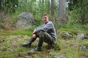 Bollnäs-sonen Mattias Lindholm har doktorerat i biologi på Göteborgs universitet.