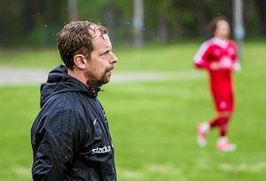 Anders Strandlund Stöde tog tre poäng i premiären.