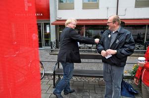 Peter Hultqvist (S) vill liksom Kenneth Johansson (C) slåss för landsbygden, men använder fel metoder. Foto:Kjell Jansson