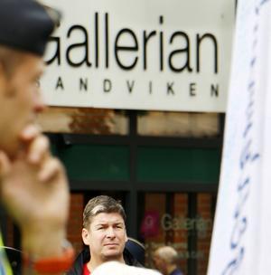 Per Kihlgren (SD) räknar med att partiet kan öka sitt inflytande i kommunpolitiken i Sandviken, även om ingen annan vill samarbeta med dem.