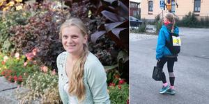 Agne Truss är undersköterska på Oxbackshemmet, tvåbarnsmamma och Södertäljebo. Hon är också segrare och rekordhållare i den bisarra tävlingen Maratonmarschen.