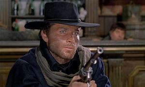 Den italienske skådespelaren Franco Nero blev filmhistorisk när han 1966 spelade