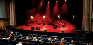 Konserten på lördag arrangeras på Stadsscenen Estrad.