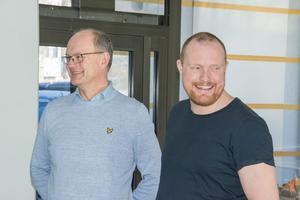 Pelle Persson, valberedningens ordförande, kallade till pressträff på måndagen. Beskedet: Niklas Daoson förs fram som nytt oppositionsråd efter AnnSofie Andersson.