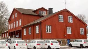Bild: Stig-Göran NilssonValven till Finsta gård sägs vara från den tid då Europas skyddshelgon Den Heliga Birgitta bodde där. Alltså från 1300-talet.