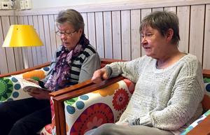 """""""Anhöriga lider ofta mer när någon inte kan bo kvar hemma, den sjuka märker inget"""" säger Ingveig  Danielsen, ordförande i Falu demensförening."""