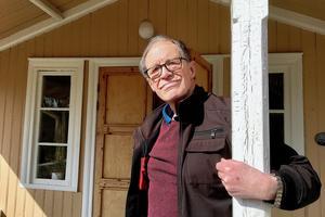 """""""Som arkitekt är det viktigt att vara lyhörd, både för huset och tomtens möjligheter, men också för kundens behov ur ett längre perspektiv"""", menar Olof Broman."""