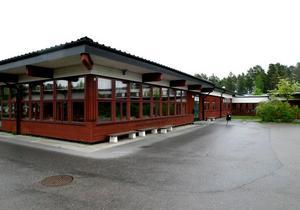 Lommarskolan kommer byggas om och anpassas innan de två resursklasserna flyttar in i höst. Foto: Johan Wahlgren/arkivbild