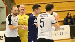 Björn Andersson har spelat i Ervalla och ÖSK Futsal i elva säsonger. Nu är elitkarriären över.