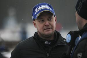 Niklas Hägg, SMK Hälsinge, siktar på SM-guldet efter fjärdeplatsen i fjol.