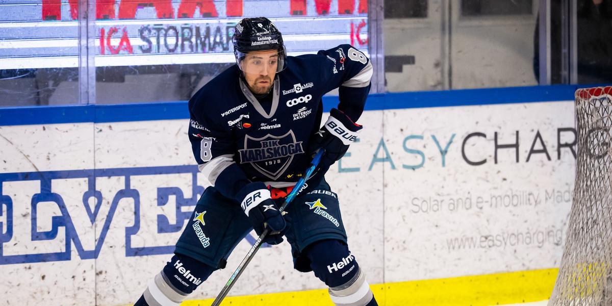 """Snabba ryck för Carlsson – klar för ny klubb i Hockeyallsvenskan: """"Vill ha en större roll"""""""