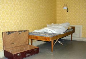 Ett personalrum som det kunde se ut under förra seklet.