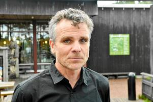 Anders Blomquist, tf vd på Grönklittgruppen.