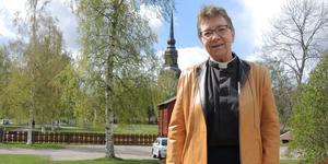 Mingel och tårta i Stora Tuna kyrka bjuder kyrkoherde emerita Ann-Gerd Jansson på söndag den 19 maj då hon passar på att fira sin födelsedag i kyrkan där det samtidigt anordnas en Vår- och Sommarkonsert med såväl Stora Tuna kammarkör som många av bygdens musikaliska ungdomar.
