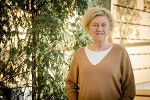 Carina Ödebrink (S), riksdagsledamot från Jönköpings läns valkrets.